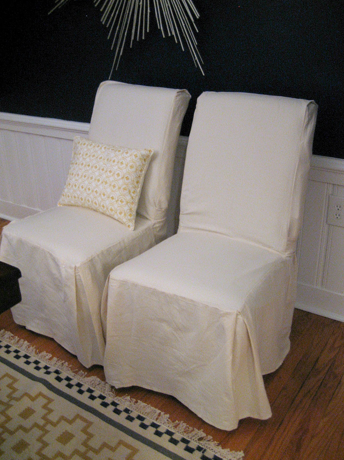 Slipcovers For Chairs Diy