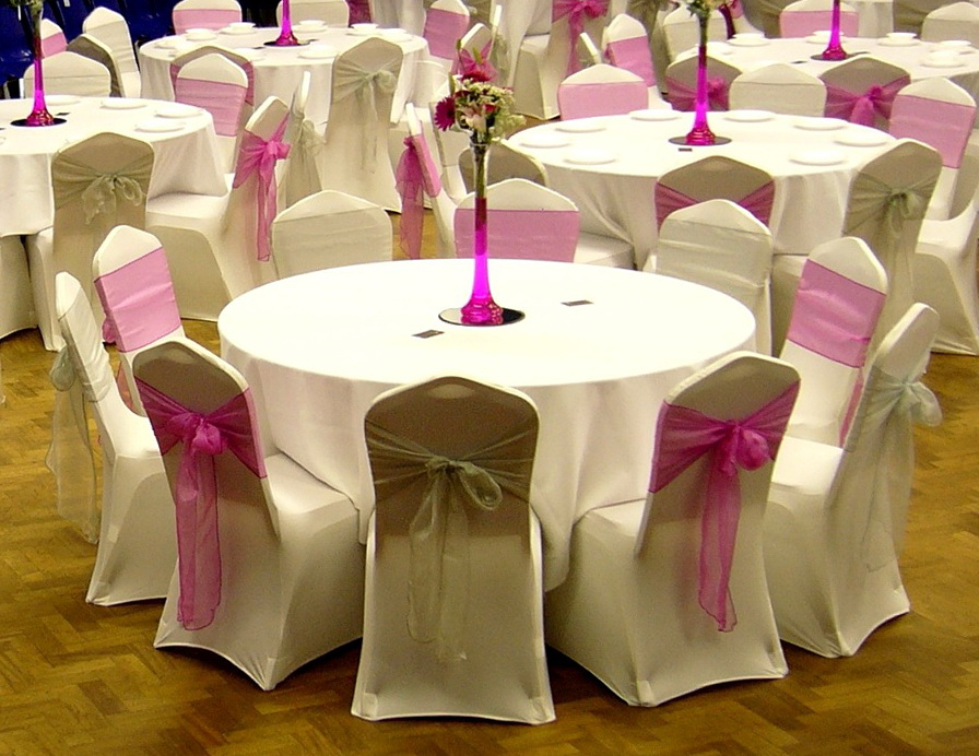 Wedding Chair Covers Images
