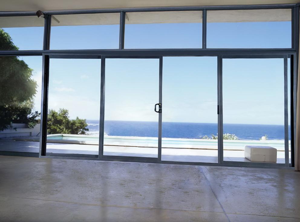Aluminum Patio Sliding Doors