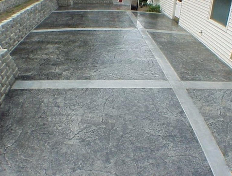 Backyard Concrete Patio Cost