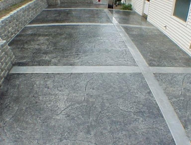 Backyard Concrete Patio Cost