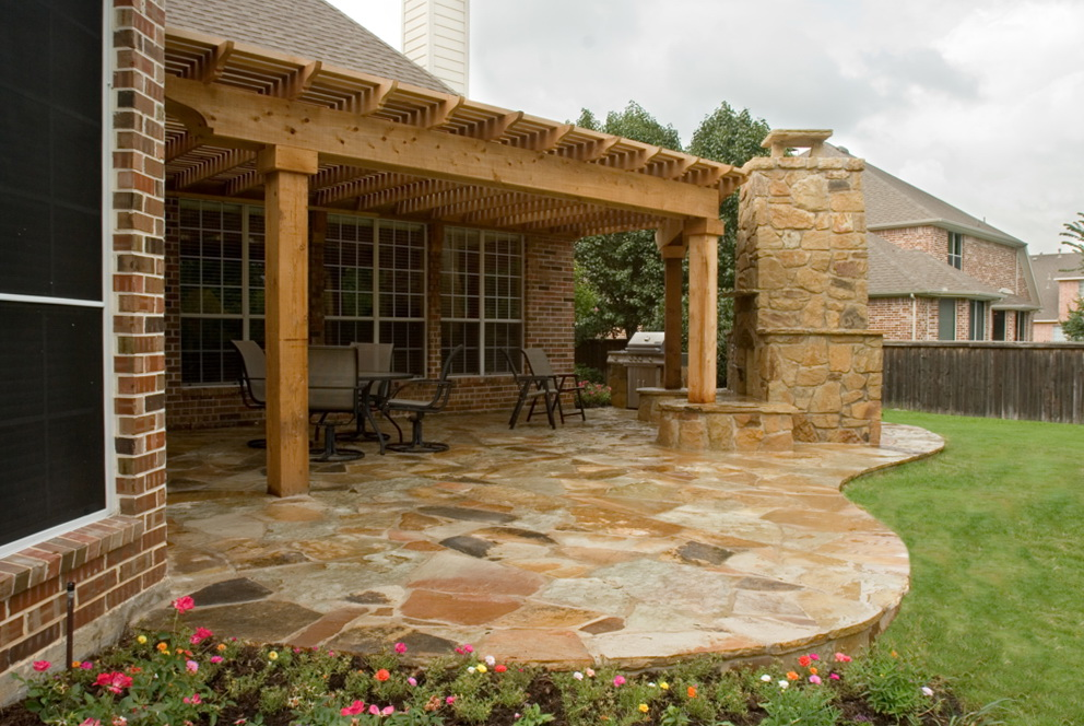 Backyard Patio Cover Designs