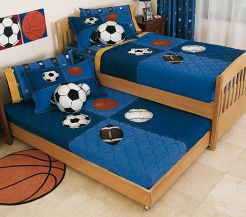Bed For Kids Boy