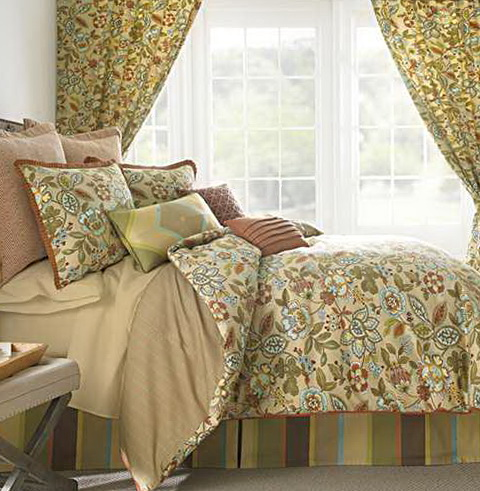 Bed Skirts Queen 14 Inch Drop