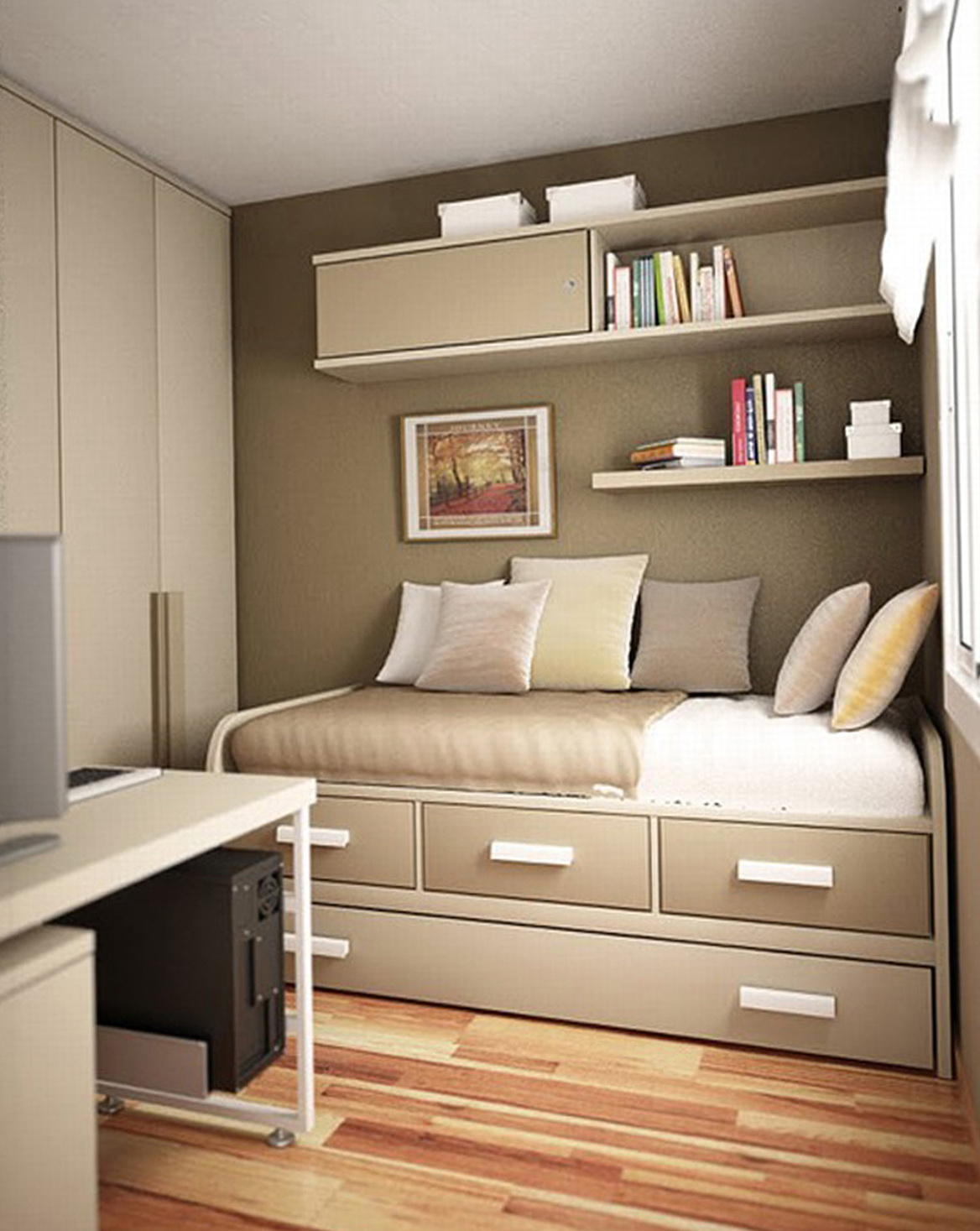 Bed With Drawers Underneath Ikea