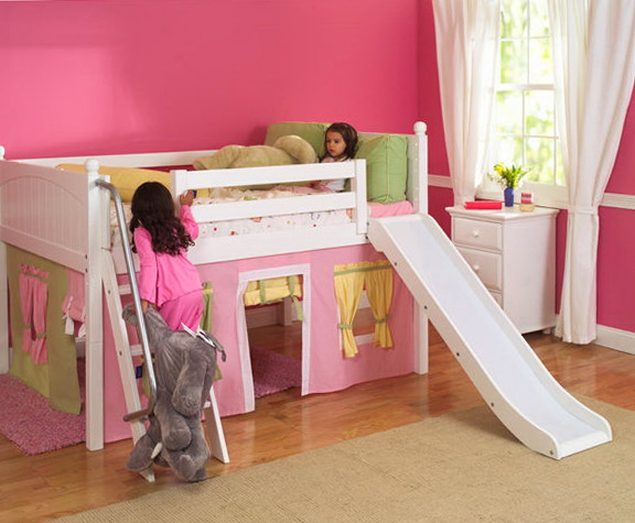 Beds For Kids With Slides