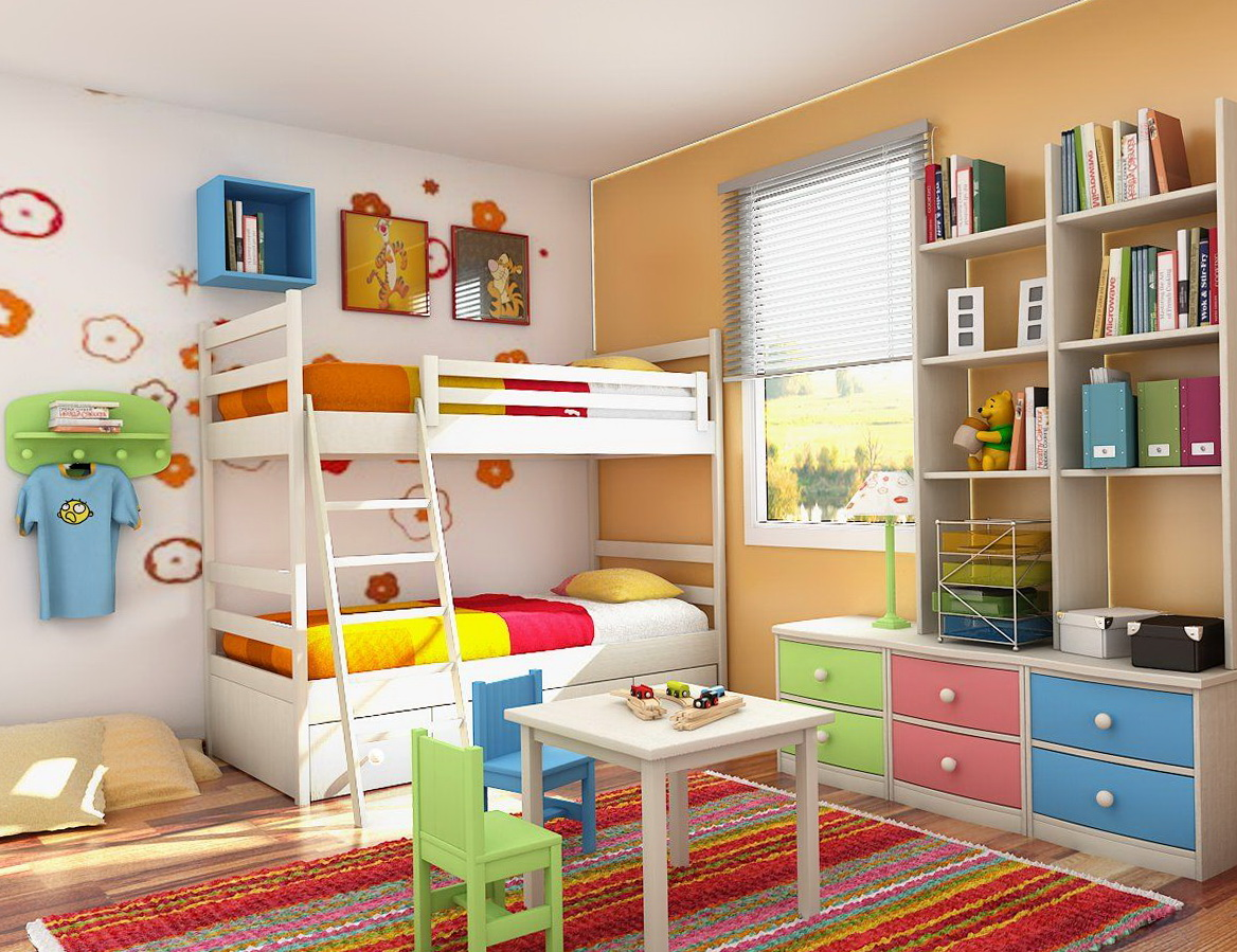 Beds With Drawers For Kids