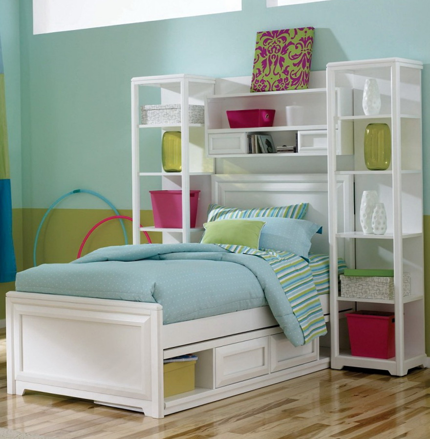 Beds With Storage For Kids