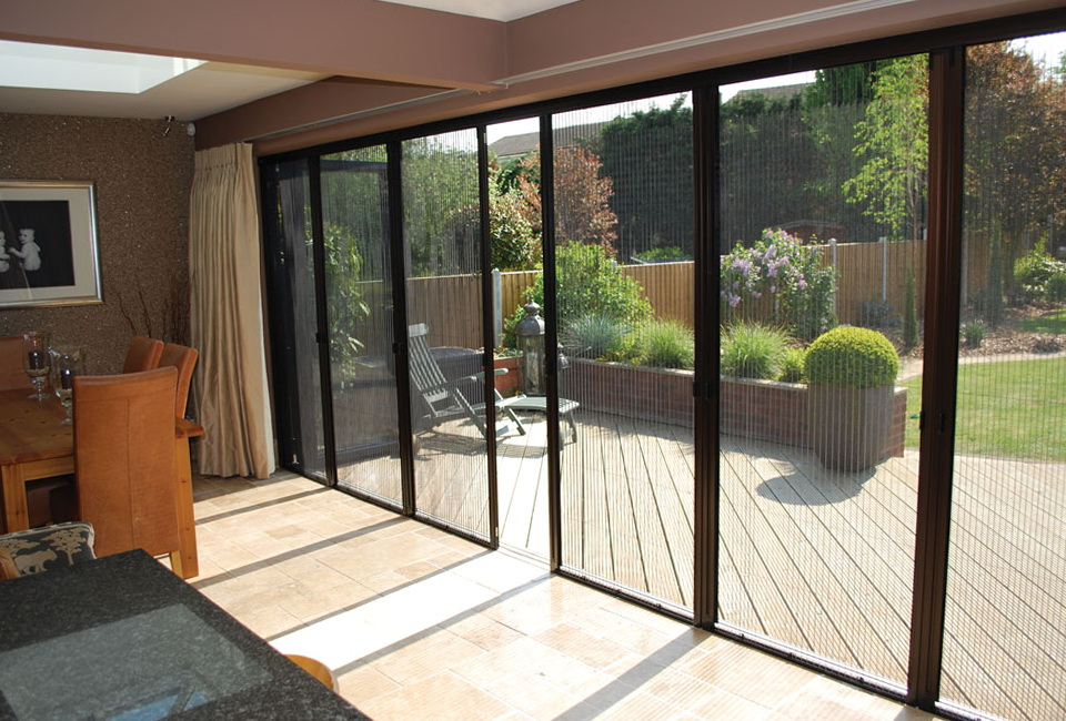 Bi Fold Doors With Screens