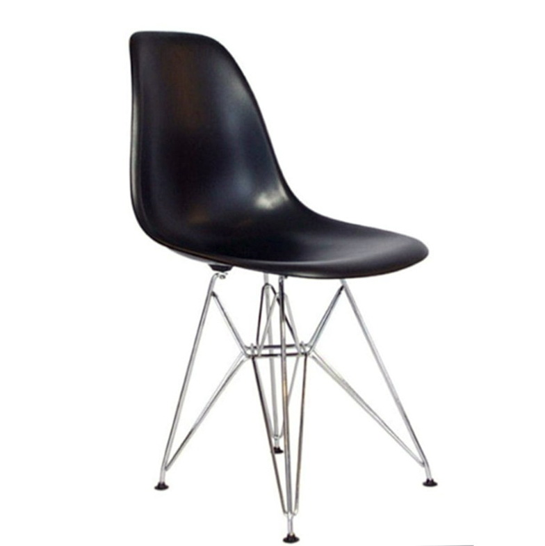 Black Eames Chair Replica