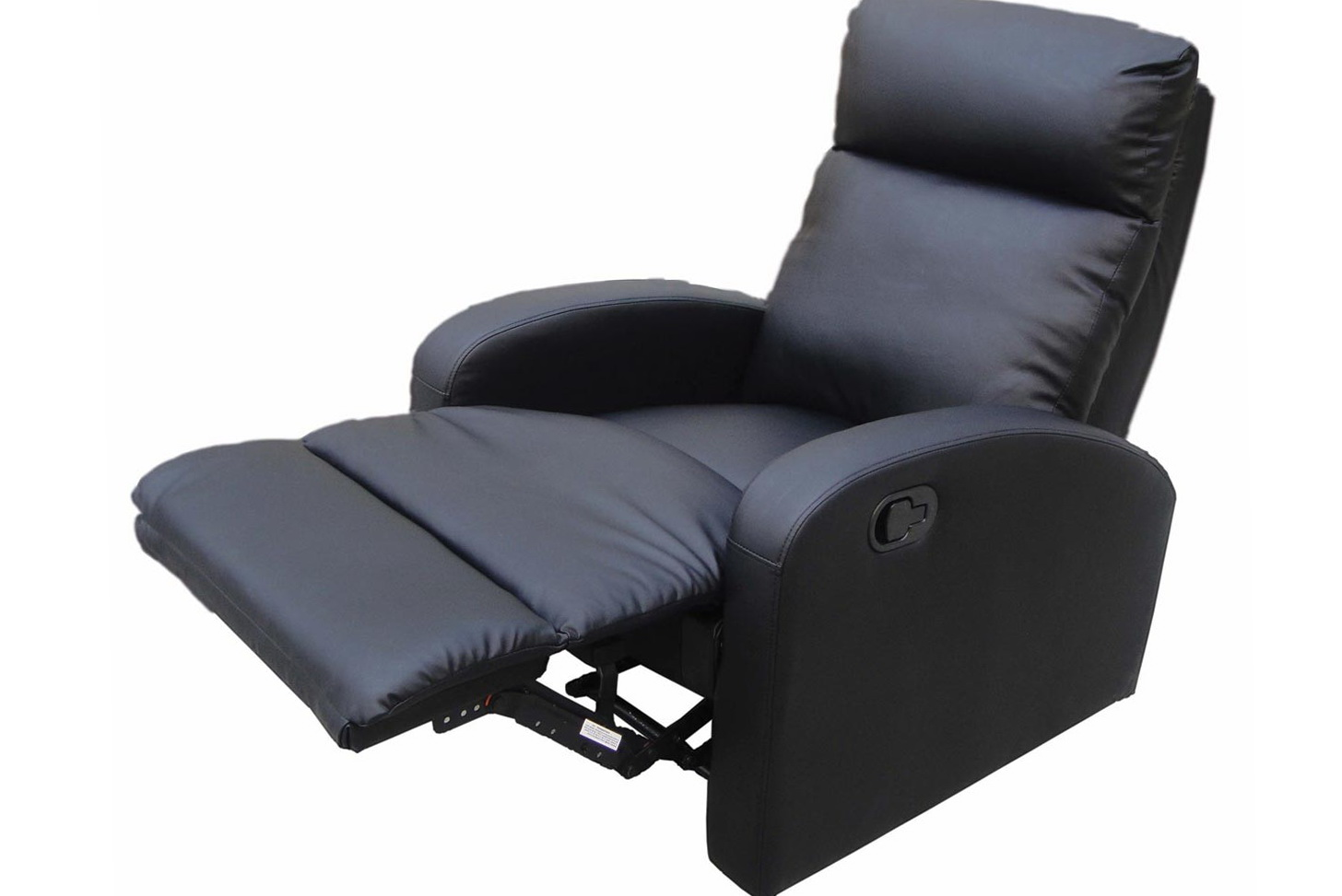 Black Leather Recliner Chairs