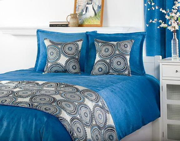 Blue King Bedding Sets