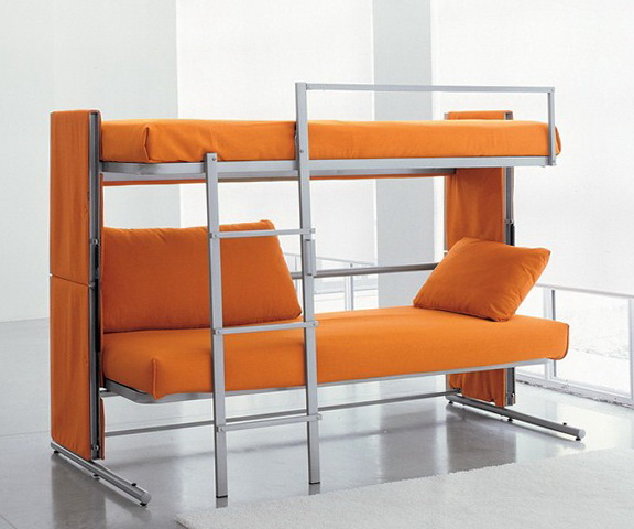 Bunk Bed Couch Transformer