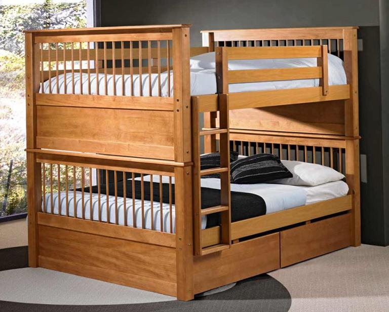 Bunk Bed Plans Diy