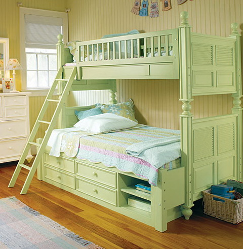 Bunk Beds For Kids With Storage