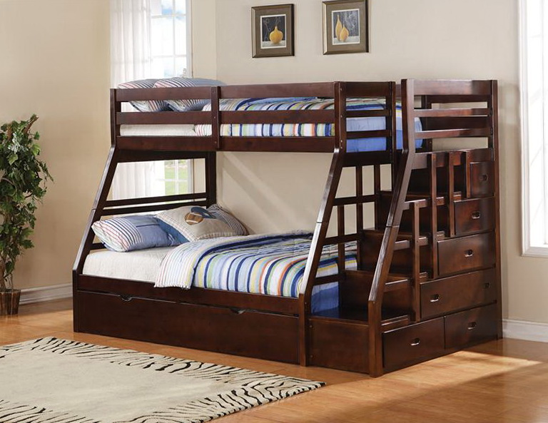 Bunk Beds With Stairs Canada