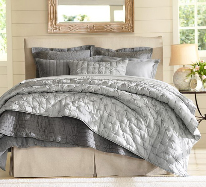 California King Bedding Pottery Barn