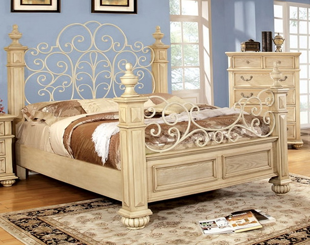 California King Size Bed Pictures