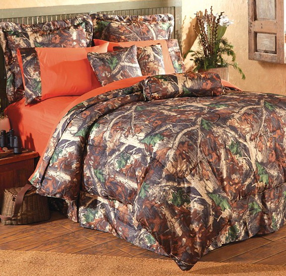 Camo Bed Sets Twin