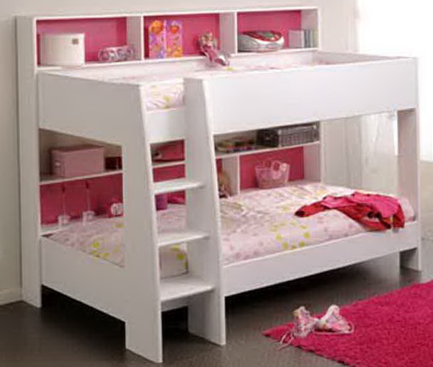 Cheap Bunk Beds For Girls
