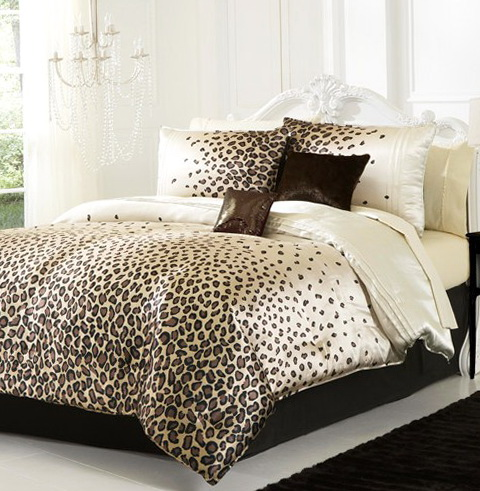 Cheetah Print Bedding Queen