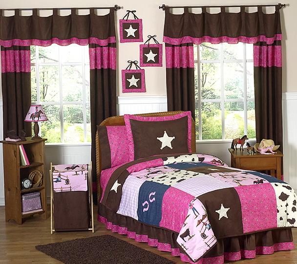 Children's Western Bedding Sets