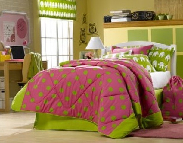College Dorm Bedding For Girls