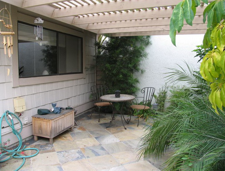 Condo Patio Garden Ideas