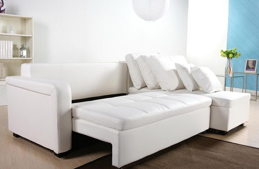 Convertible Sectional Sofa Bed