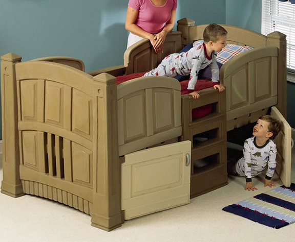 Cool Toddler Beds For Boys