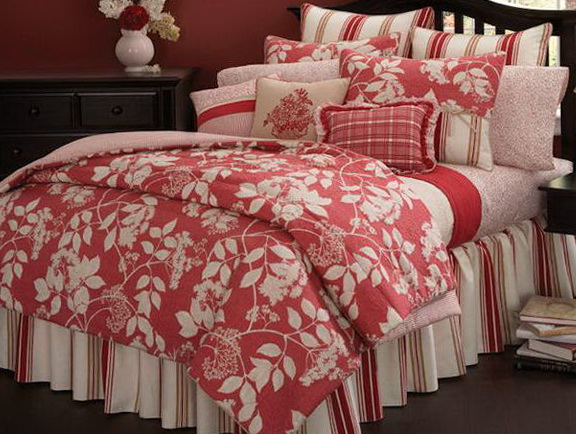 Coral Bedding Sets King