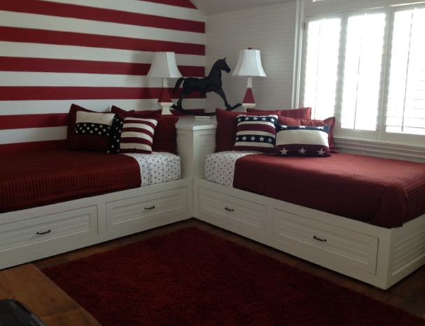 Corner Twin Bed Sets