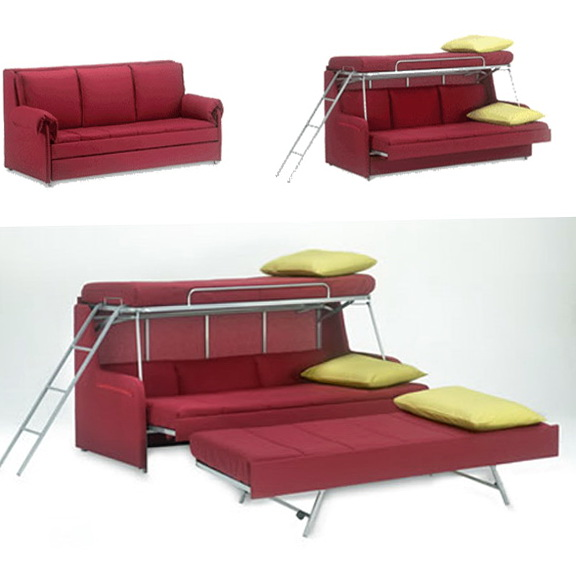 Couch Bunk Bed Ikea
