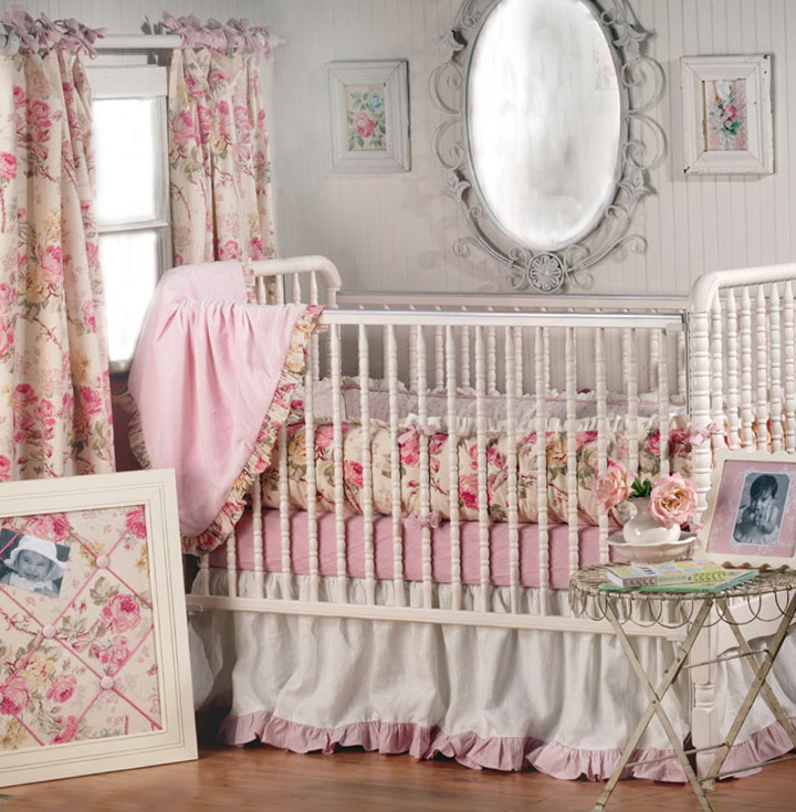 Crib Bedding For Girls