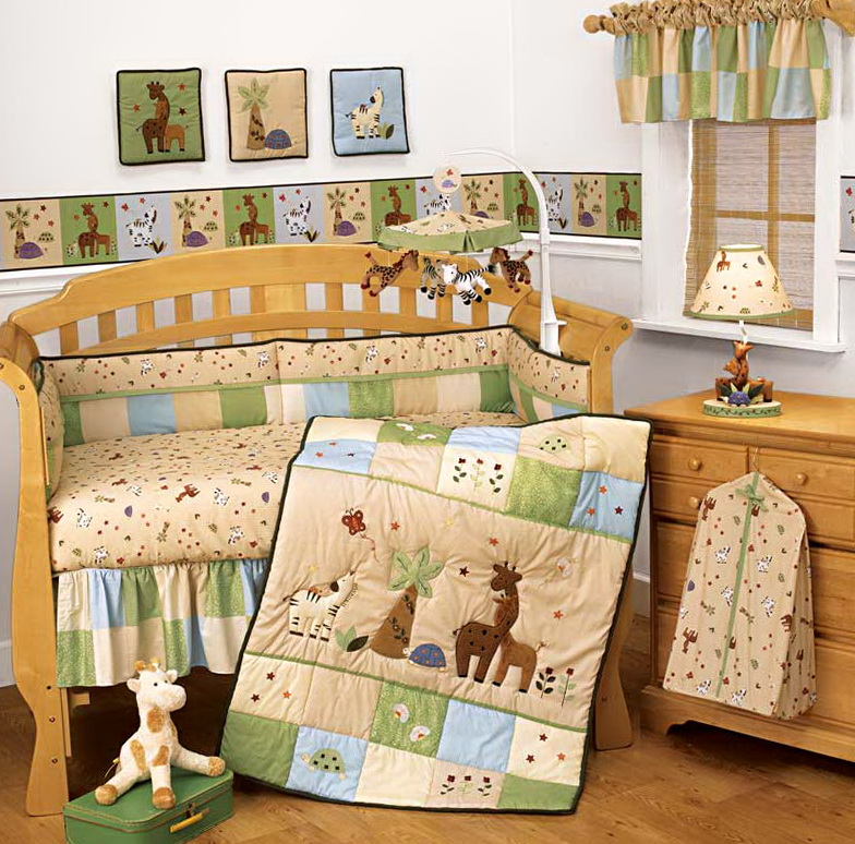 Crib Bedding Sets For Girls Under $100