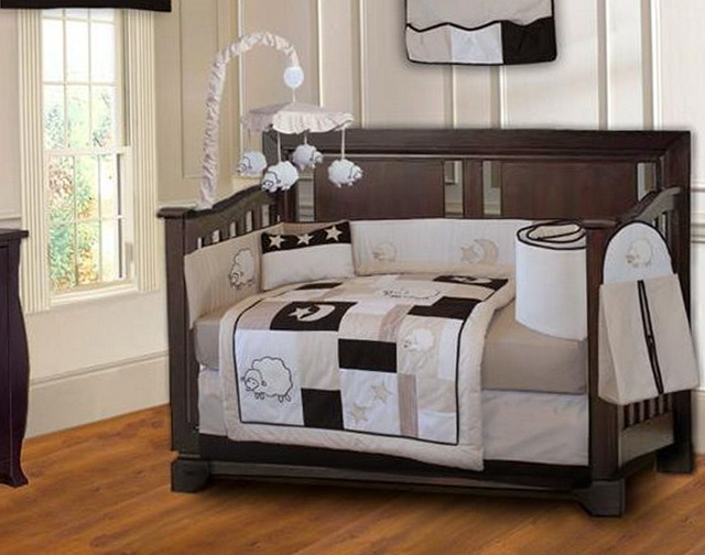 Crib Bedding Sets Neutral