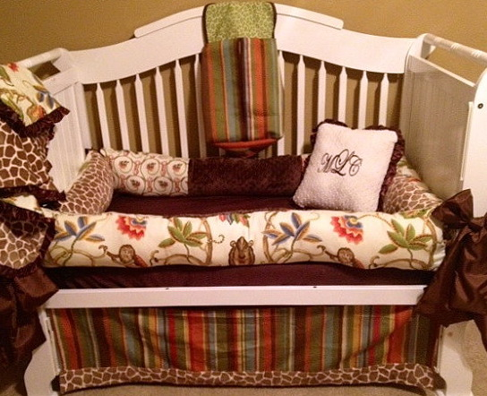 Custom Baby Bedding Etsy