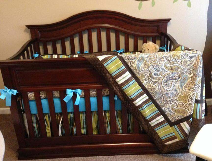 Custom Baby Bedding Sets