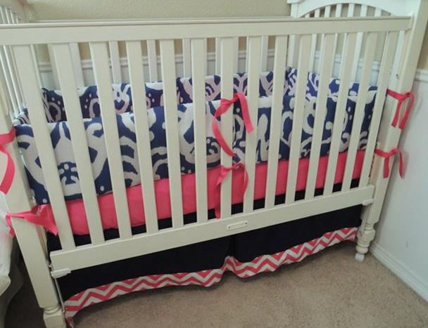Custom Crib Bedding Dallas