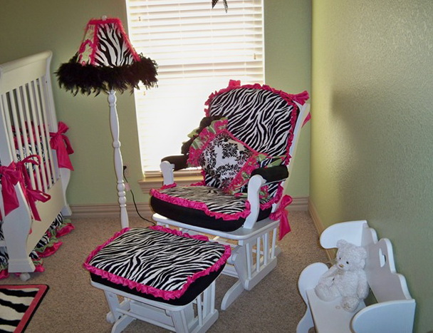 Custom Crib Bedding For Girls