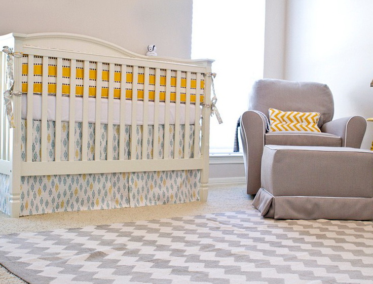 Custom Crib Bedding Houston