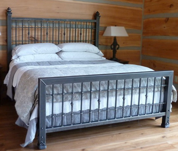 Custom King Size Bed Frames