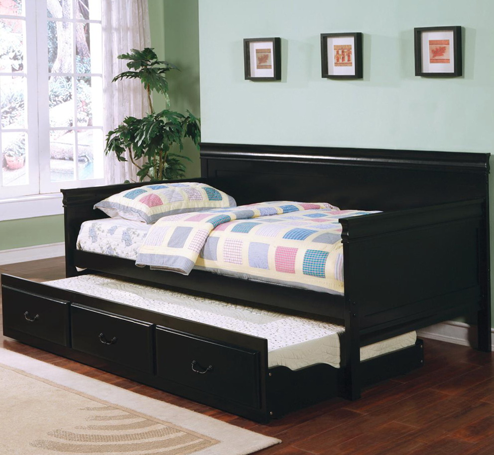 Day Bed With Trundle Ikea