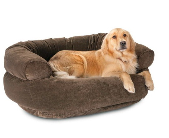Designer Dog Beds For Large Dogs