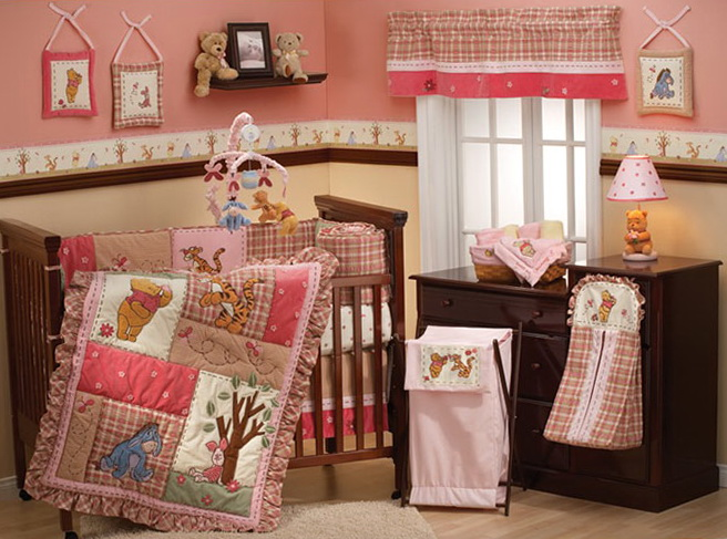 Disney Crib Bedding For Girls
