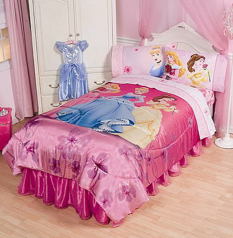 Disney Princess Bedding Full Size