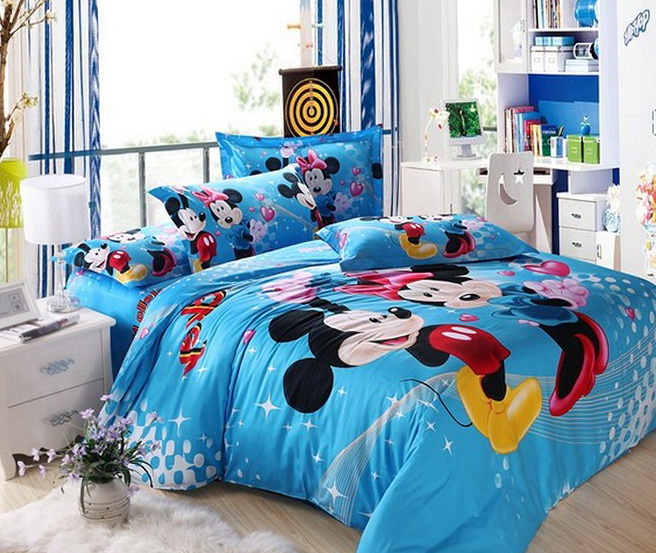 Disney Toddler Bedding Sets