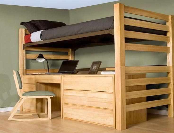 Diy Loft Bed Frame