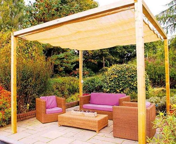 Diy Patio Garden Ideas
