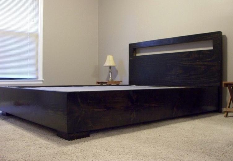 Diy Platform Bed Plans